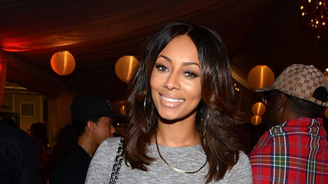 Hot Shots: Keri Hilson & Polow Da Don Party At 'ATL Live At The Park'