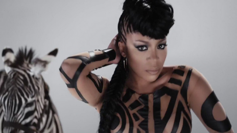 Did You Miss It? K. Michelle Releases Video For New Single 'Hard To Do'