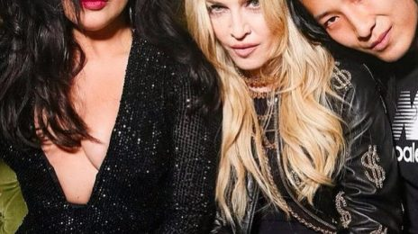 Living For Love: Lady GaGa & Madonna Hang Out Together At MET Gala Afterparty
