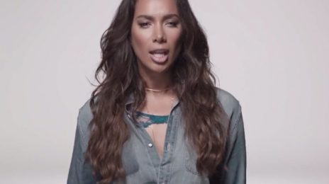 New Video: Leona Lewis - 'Fire Under My Feet'