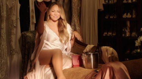 Sneak Peek: Mariah Carey - 'Infinity' Video