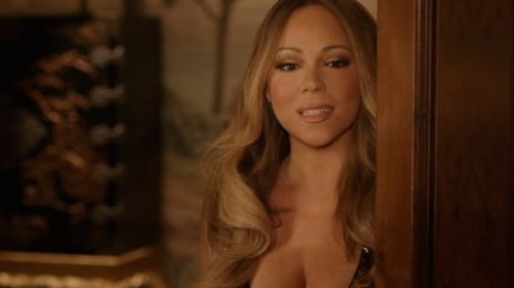 Extended Preview: Mariah Carey - 'Infinity' Video (Starring Tyson Beckford & Jussie Smollett)