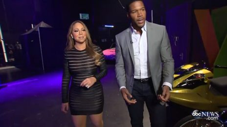 Watch: Mariah Carey Takes 'GMA' Backstage Of Vegas Show