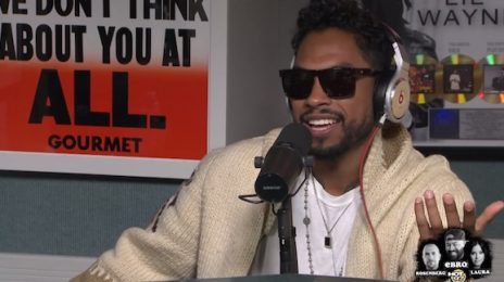 Miguel Hits HOT 97 / Spills On MET Gala, Girlfriend, & New Album