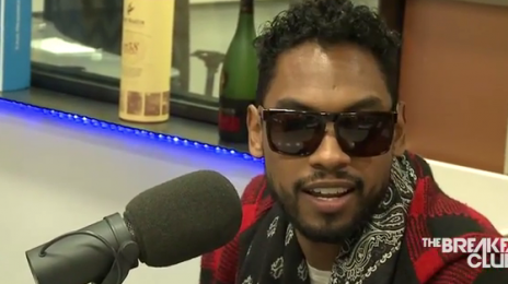 Miguel Hits 'The Breakfast Club' / Opens Up On New Album & Dropkick Lawsuit