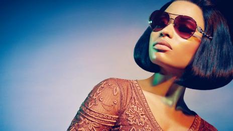 Hot Shot: Nicki Minaj Begins Work On 'Barbershop 3'