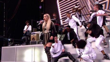 Watch: Rita Ora Premieres 'Poison' Live At Radio 1's Big Weekend