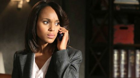 It's Handled! 'Scandal' Officially Renewed For 5th Season
