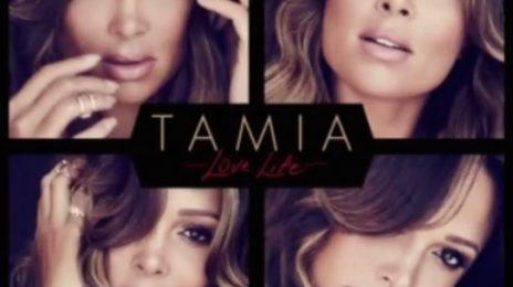 New Song: Tamia - 'Stuck With Me'