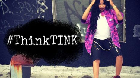 Album Cover: Tink - '#ThinkTink'
