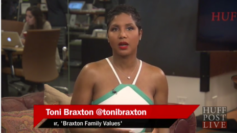 Watch:  Toni Braxton Announces New Single & Album Due This Year