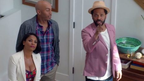 TV Trailer: 'Uncle Buck' [New ABC Show Starring Mike Epps & Nia Long]