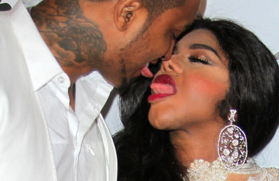 The Father Of Lil Kim's Baby Seeks Full Custody & Child Support Payments