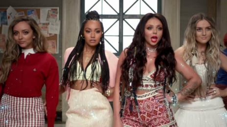 'Black Magic': Little Mix Cast A Spell On The UK Radio Airplay Chart