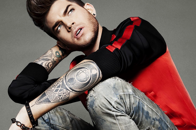 Epic! Adam Lambert's 'Ghost Town' Visual Watched For A Total Of 24 Years
