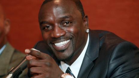Akon Launches Solar Academy In Mali
