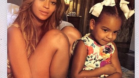 Did You Miss It? Beyonce Shares Family Snaps Of Blue Ivy & Jay Z