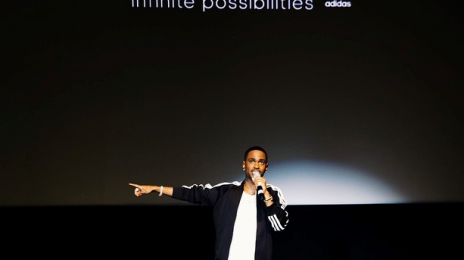 Big Sean Opens Recording Studio At His Old High School