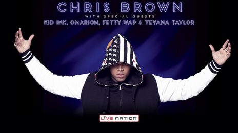 Chris Brown Taps Omarion, Kid Ink, & More For 'One Hell Of A Nite Tour' / Announces Dates