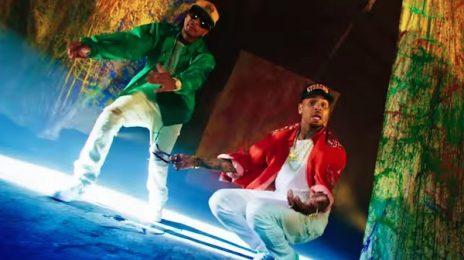 New Video: Chris Brown & Tyga - 'B*tches N Marijuana (ft. ScHoolboy Q)