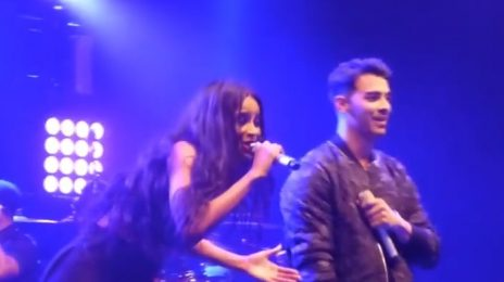Watch: Ciara Belts 'I Bet' With Joe Jonas At Sold-Out LA Show
