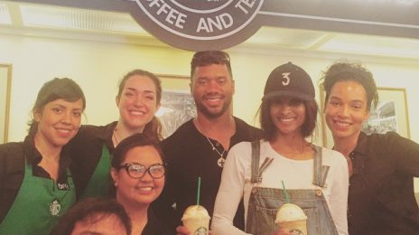 Ciara Spotted With Russell Wilson / Re-Confirms New Single