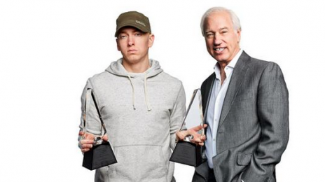 Eminem Becomes First Artist In RIAA Gold & Platinum History To Earn Two Digital Diamond Awards.