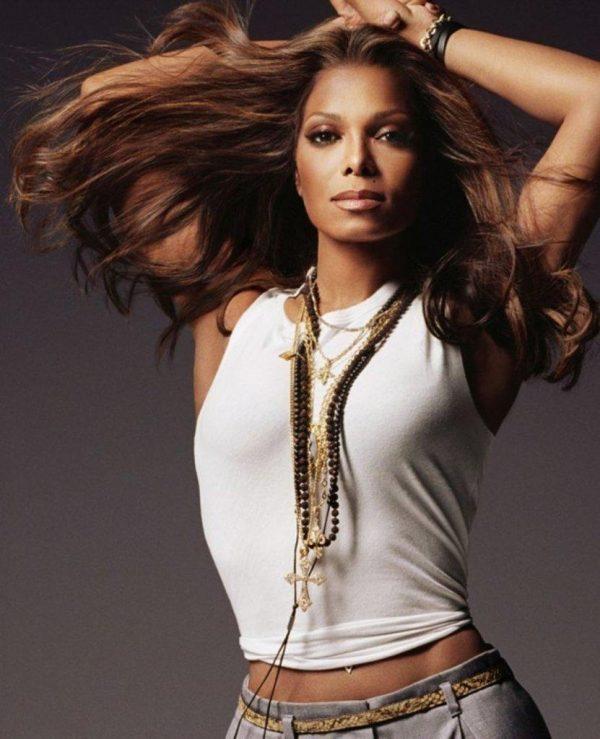 Poids et mensurations de Janet Jackson