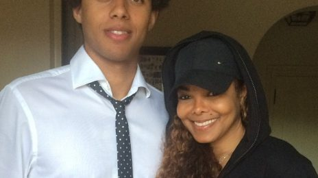 Did You Miss It? Janet Jackson Resurfaces At Godson's Graduation