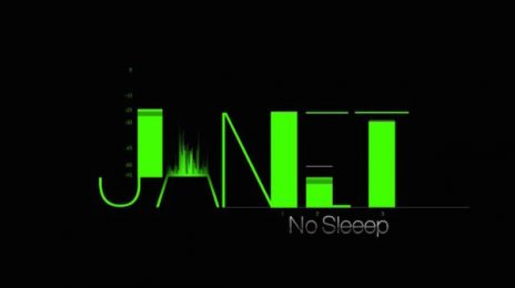 New Song: Janet Jackson - 'No Sleeep'
