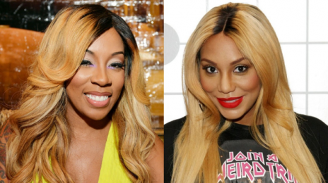 Did You Miss It?  K. Michelle & Tamar Braxton To Perform Duet At BET Awards