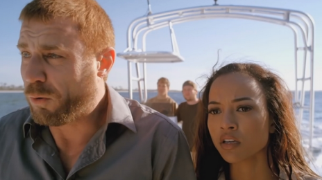 Movie Trailer: '3-Headed Shark Attack (Starring Karrueche Tran)'