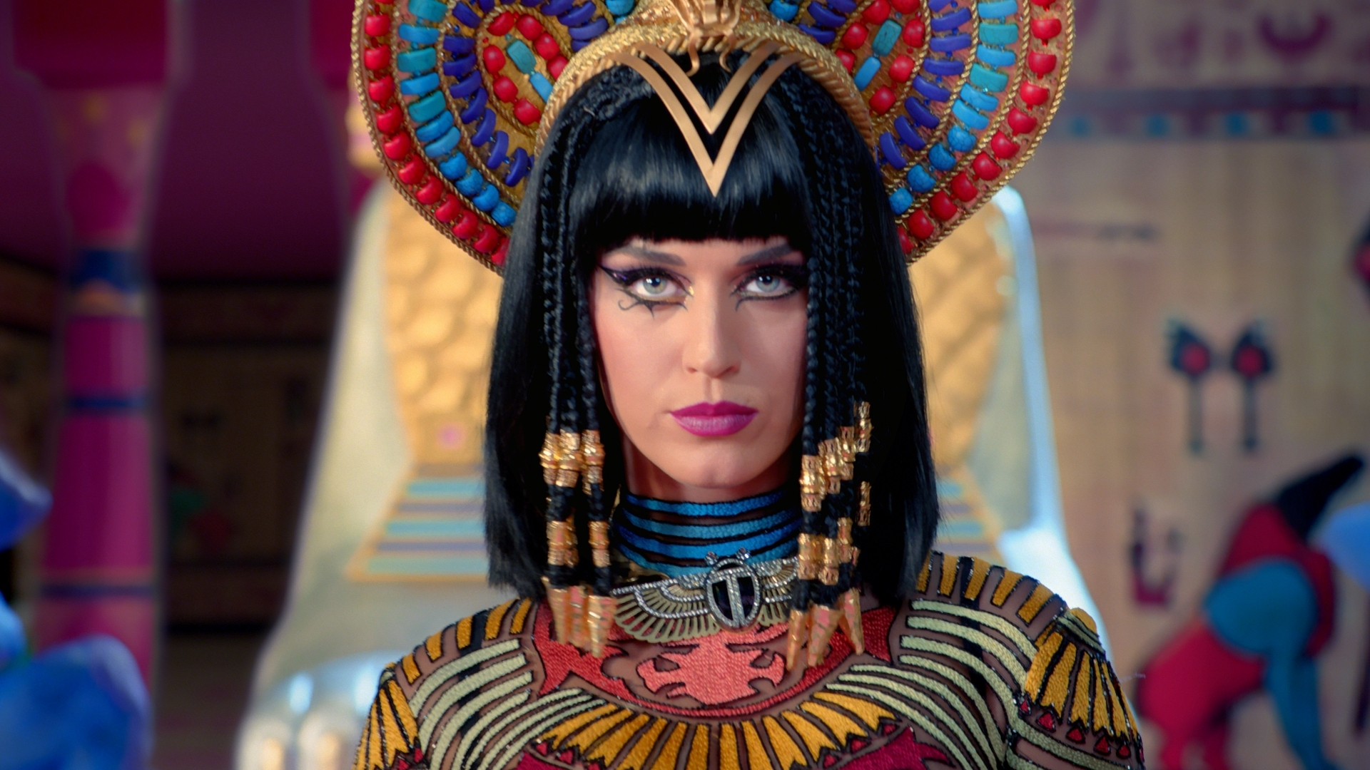 Winning: Katy Perry's ... Katy Perry Dark Horse