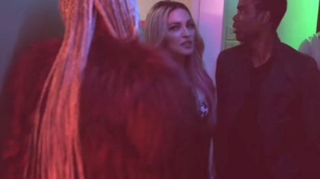 Behind The Scenes: Madonna - 'Bitch I'm Madonna (ft. Nicki Minaj)' Video