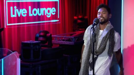Watch: Miguel Stirs BBC 1Xtra Live Lounge With 'Coffee' [Performance]