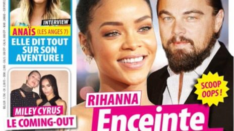 Leonardo DiCaprio Files Lawsuit Over Rihanna Pregnancy Rumour