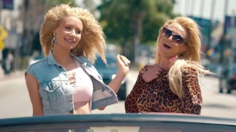 Iggy Azalea Claps Back At Critics / Declares She & Britney Spears Are Friends