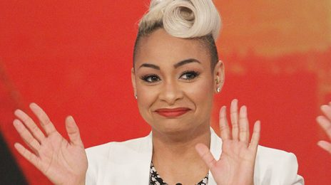 Official: Raven-Symone Joins 'The View' As Permanent Host