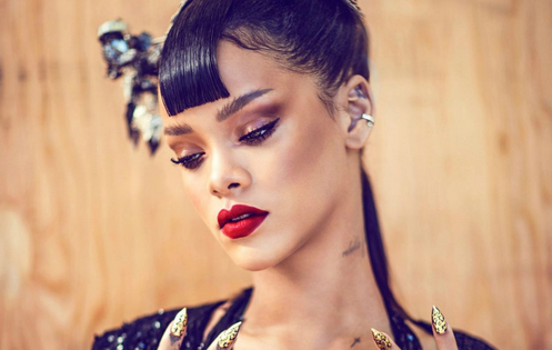 Rihanna 2015 NEW HD free photo,frame images,duvar kagidi poster