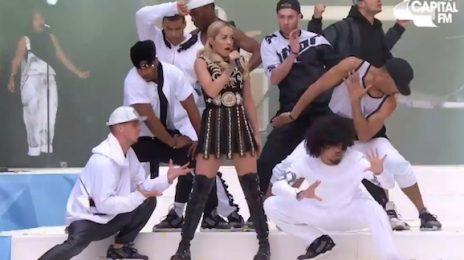 Watch: Rita Ora Rocks Capital FM Summertime Ball [Performances]
