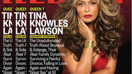 Beyonce's Mom Tina Knowles Lawson Covers EBONY