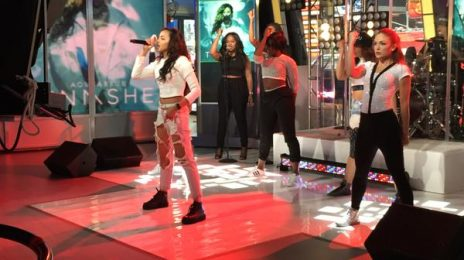 Did You Miss It?:  Tinashe Blazes 'GMA' With 'All Hands On Deck' [Video]