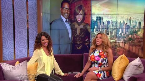 Watch: 'The Game' Star Wendy Raquel Robinson Visits 'Wendy'
