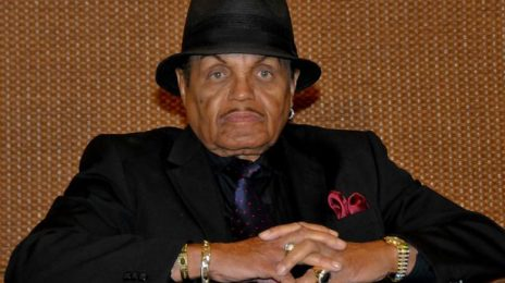 Report:  Joe Jackson Suffers Stroke