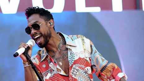 Watch: Miguel Rocks REVOLT For 'WILDHEART'