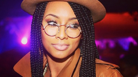 Keri Hilson Premieres New Material / Readies Album For Release...Next Month?