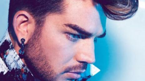Watch: Adam Lambert Performs 'The Original High' For LoveLive