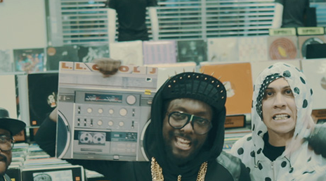 New Video: The Black Eyed Peas - 'Yesterday'