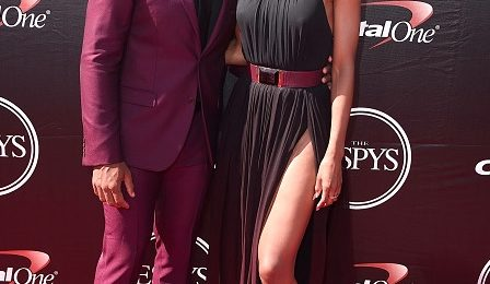 Hot Shots: Ciara & Russell Wilson Stun At The ESPYs