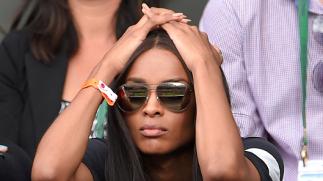 Hot Shots: Ciara Attends Wimbledon 2015